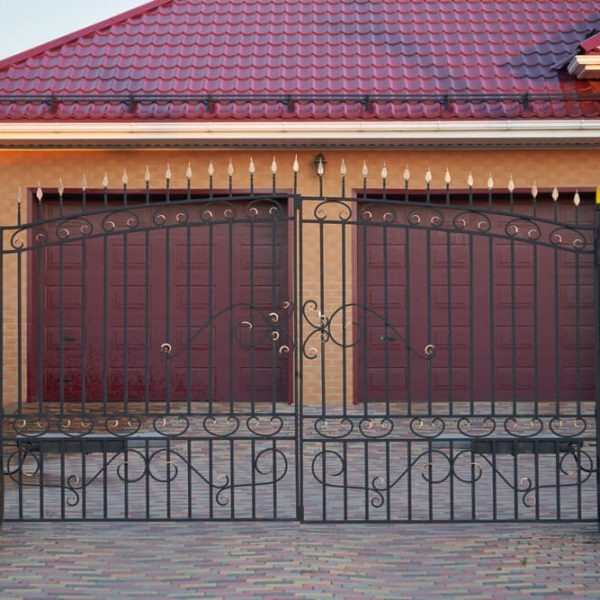 Kované brány a ploty na kľúč iBrány