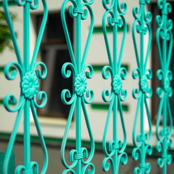 Kované brány Nové Zámky na kľúč iBrány