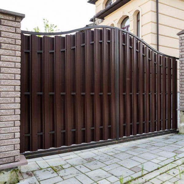 Vchodové brány do dvora na kľúč Bratislava iBrány